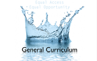 Access to the General Curriculum