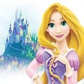 Rapunzel sees the Lanterns
