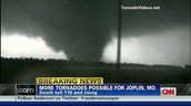The tornado its self