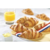 Buttery Bliss French Croissant