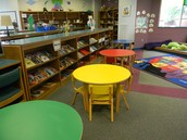 Inman Elementary Library