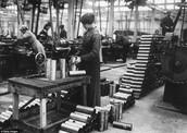 Women taking over men's jobs
