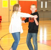 Dancing With the Stars at PVMS West!