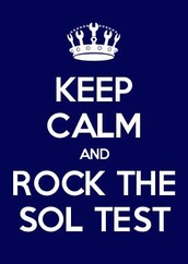 SOL Testing is Here!