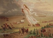 WHAT IS MANIFEST DESTINY AND HOW DID PEOPLE FEEL ABOUT IT?