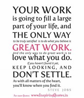 My favourite quote because it reminds me how much I LOVE what I do :)