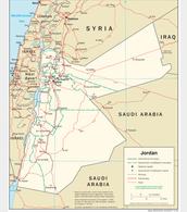 Jorydans map