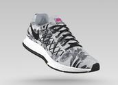 New Floral Shoe