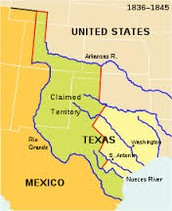 The Settlement of Texas