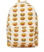 The front of the backpack