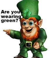 St. Patrick's Day Is Tuesday!!