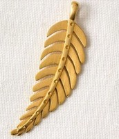 Feather Charm $10.00