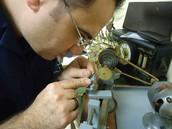 Watch Parts Repair Tools in Los Angeles.