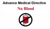 Groups That Refuse Blood Products