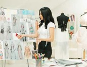 Nature Of Fashion Designers