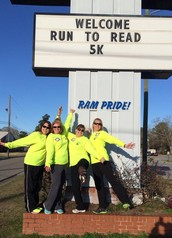 Henry County is Running to Read! It's that time again!