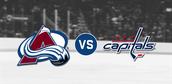 Avalanche vs. Capitals