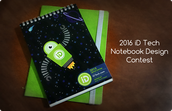 2016 iD Tech Notebook Contest