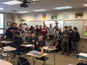 Mr. Mucho's Overal Winning Class