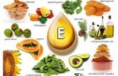 Consuming Vitamin E