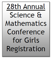 28th Expanding Your Horizons in Math and Science Conference