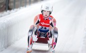 Luge this year Olympics