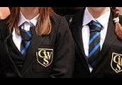 Girls wear ties too