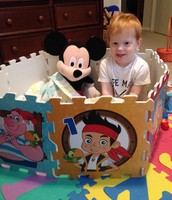 Caden and Micky