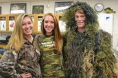 Camo Day - Hunt Down the Maruaders!