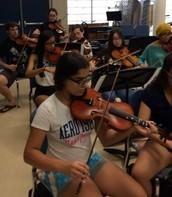 Summer Strings