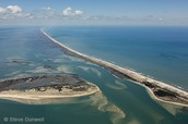 Outer Banks feeds into Core Sound