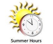Summer Hours at Oak Grove