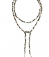Zoe Lariat (can be worn multiple ways)