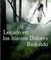 Legado en los huesos. Dolores Redondo