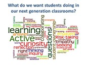 What do we want students doing ?