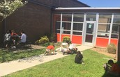 Reading our Science in the Sun is fun!
