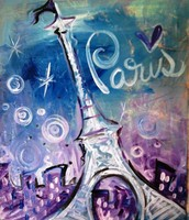 Paris - Open to ages 12 - 18 only!