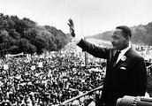 "MLK's Famous ""I Have a Dream Speech"""