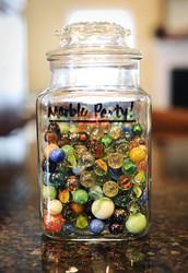 Classroom Marble Jar