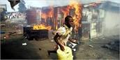 political and social intolerance reaches crisis level