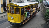 How people,goods,and Ideas transport in Brazil.