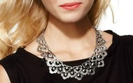 Alexandria necklace - NOW $65