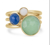 Florence Stackable Rings Size 8