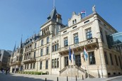 Grand Ducal Palace of Luxembourg (Palace of the Dukes)