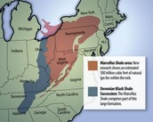 Where does the gas come from? ○Marcellus Shale