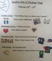 Kindness Week Activities!