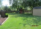 Look at this yard!!