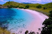 Komodo Island is Warm and Relaxing