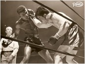 Sugar Ray Robinson fight