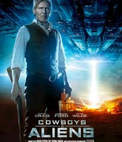 Harrison Ford in Cowboys and Aliens